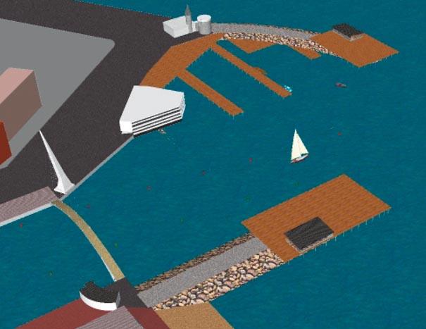 Arquitectura mar tima de la desembocadura del marga marga for Arquitectura naval e ingenieria maritima
